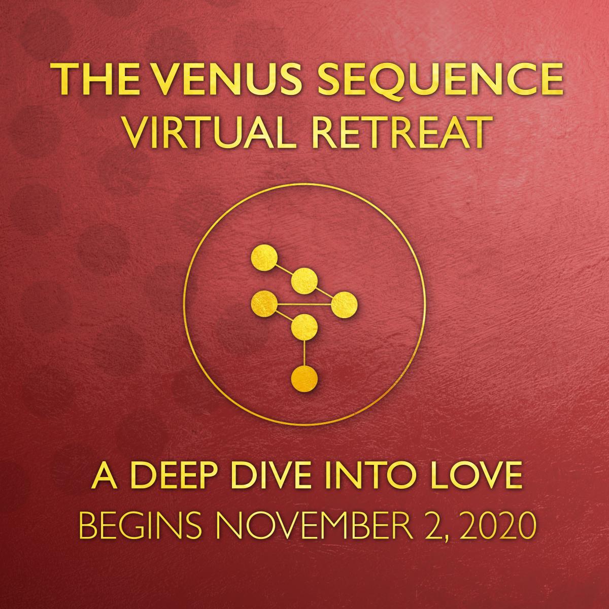 Gene Keys Venus Sequence Virtual Retreat